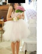 Sukienka Princessa tiulowa na gorsecie...