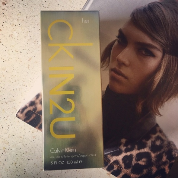 Perfumy Calvin Klein in2U 150 ml