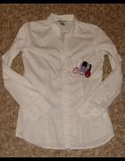 Biała Koszula H M