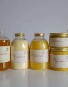 Naturalne pszczele kosmetyki z miodem