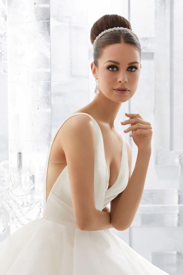 37037f2407 Suknie ślubne Mori Lee model 5577 w Suknie ślubne - Szafa.pl