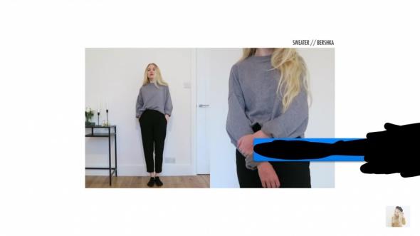 Spodnie czarne bershka XS S luźne...