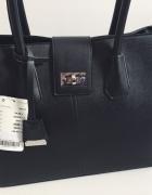 Czarna torba Orsay...