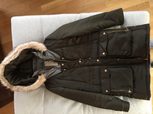 Odzież wierzchnia Parka Zimowa Zara