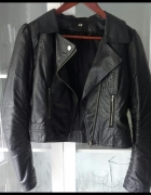 ramoneska skóra biker H&M