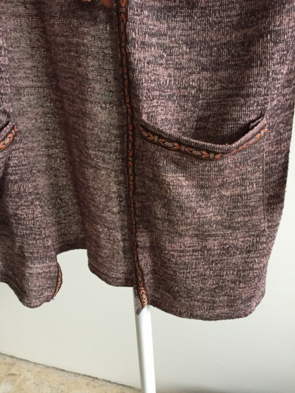 nowy sweter bershka s