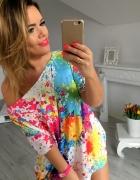 Bluzka Tunika Color Unikat