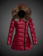 Czerwona kurtka Moncler KUPIĘ...