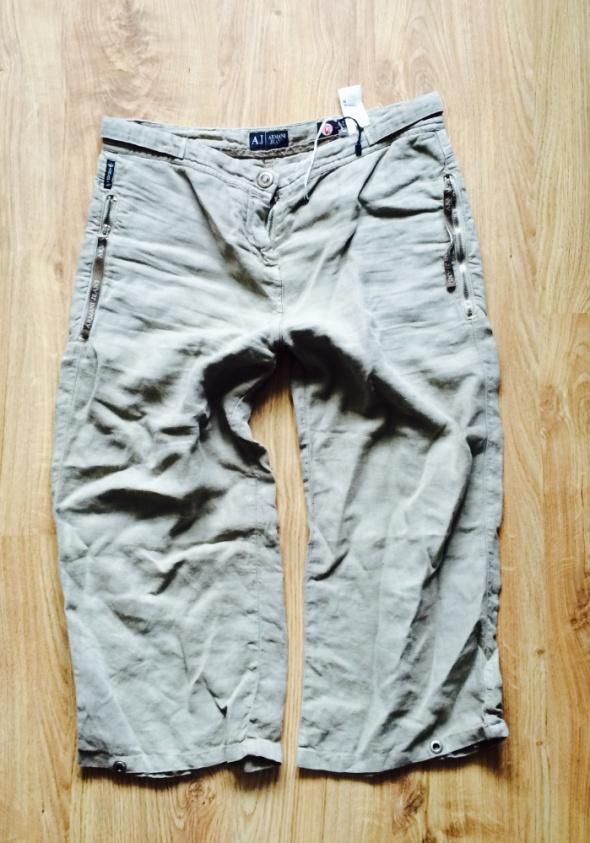 Spodnie Spodnie Armani XL
