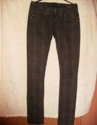 spodnie skiny