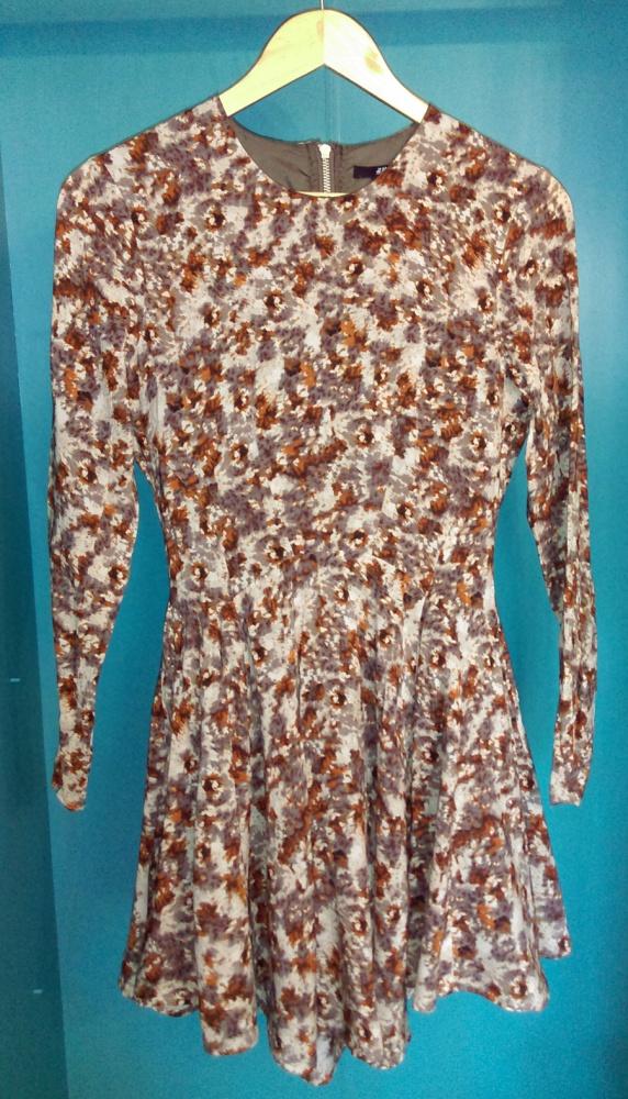 Sukienka jesienna 36