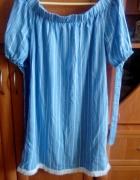 Piękna bluzka z odkrytymi ramionami Reserved