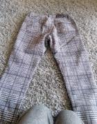 Printowane spodnie