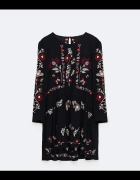 Haftowana sukienka Zara