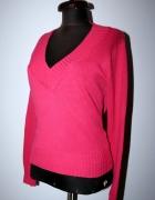 Różowy sweter rozm M