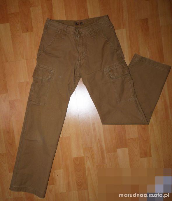 Spodnie męskie bojówki 38...