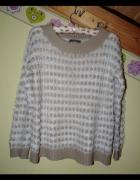 Mega miękki sweter ciepły musthave...