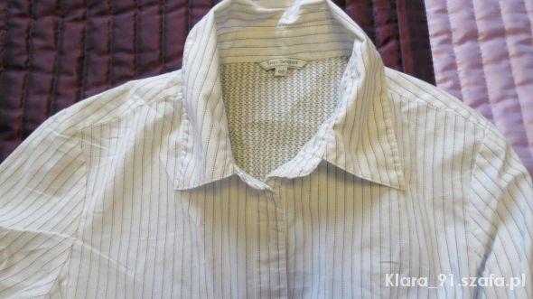 koszula w kropko paski...