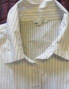 koszula w kropko paski