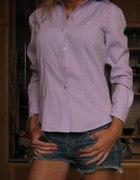Damska elegancka dopasowana koszula