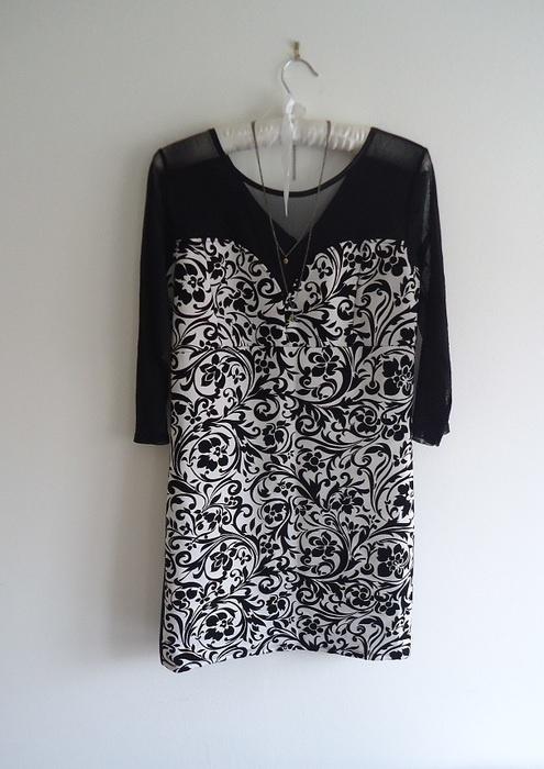 Elegancka sukienka S M