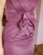 Sukienka kokarda 34