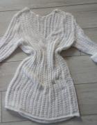 Sweter oversize obłędny