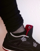 Buty Air Jordan IV Retro Bred...