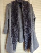 sweterek asymetryczny