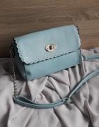 Nowa mała torebka baby blue