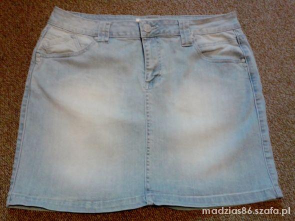 Spódnice jeansowa spódniczka 42