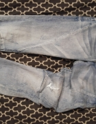 super spodnie Fishbone nowe rozmiar s...