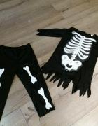 strój kostium szkieleta