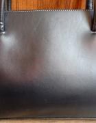 torebka elegancka czekoladowa
