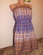 Letnia zwiewna sukienka Atmosphere 36 38