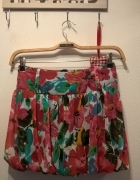 floral spodnica XS...