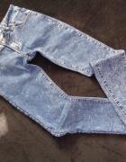 marmurki jeans rurki M...