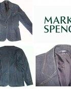 MARKS&SPENCER MARYNARKA jeansowa rozm M 42