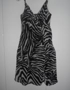 sukienka Taboo lekka zwiewna 36