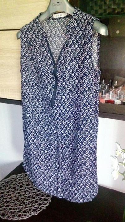 Suknie i sukienki Lekka zwiewna sukienka