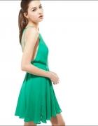 Rozkloszowana sukienka Bershka 36...
