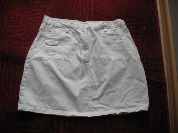 Spódnice Biała spódniczka