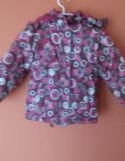 kurtka dla dziewczynki...