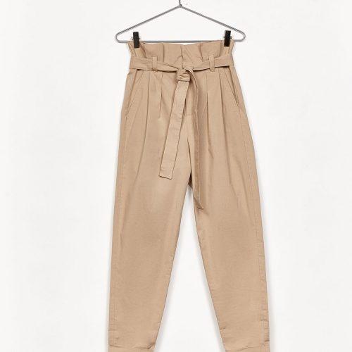 Spodnie Paper Bag Bershka r XS S...