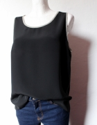 Lejaca bluzka bez rękawów r XL...