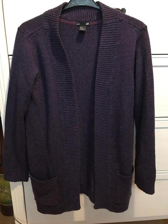 sweter modny narzutka h&m...