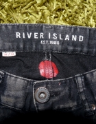 spodnie męskie młodzieżowe river island 32 34...