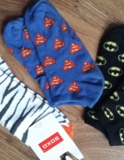 Skarpetki Batman Superman