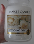 Świeca Yankee Candle Wedding Day