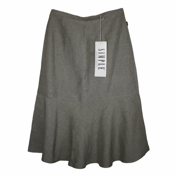 Spódnice NOWA spódnica prosta i ponadczasowa z Simple